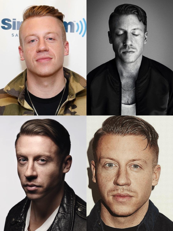 The Macklemore Haircut Simple Basic Tutorial Mens Hairstyles