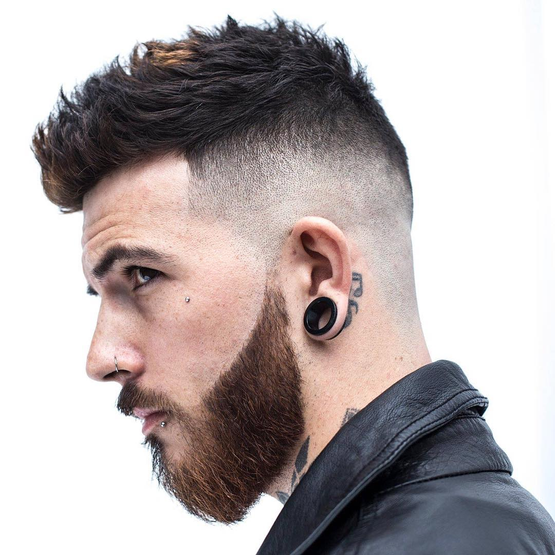 42 Best Short Haircuts For Men In 2018