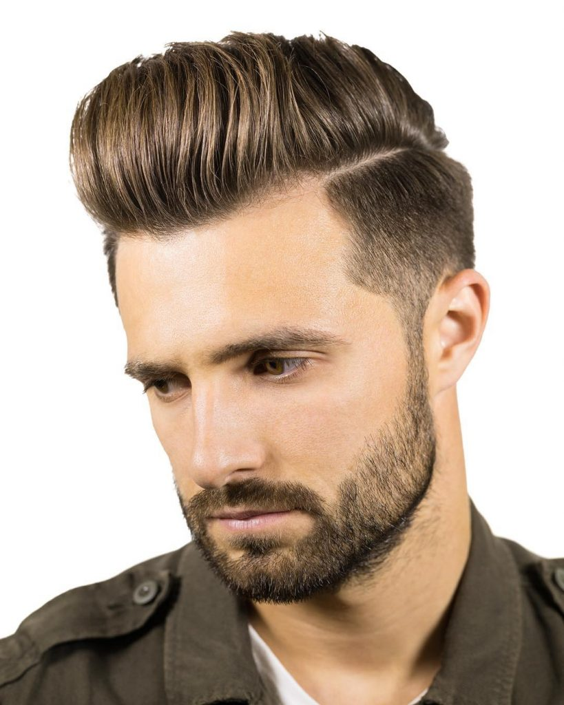 Top 40 Pompadour Hairstyles For 2018 Men S Hairstyles