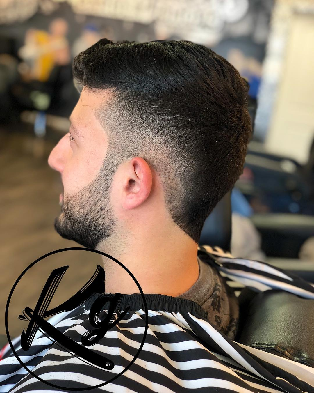 Fohawk Haircut