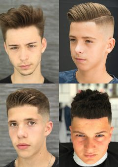 Haircuts For Teenage Guys