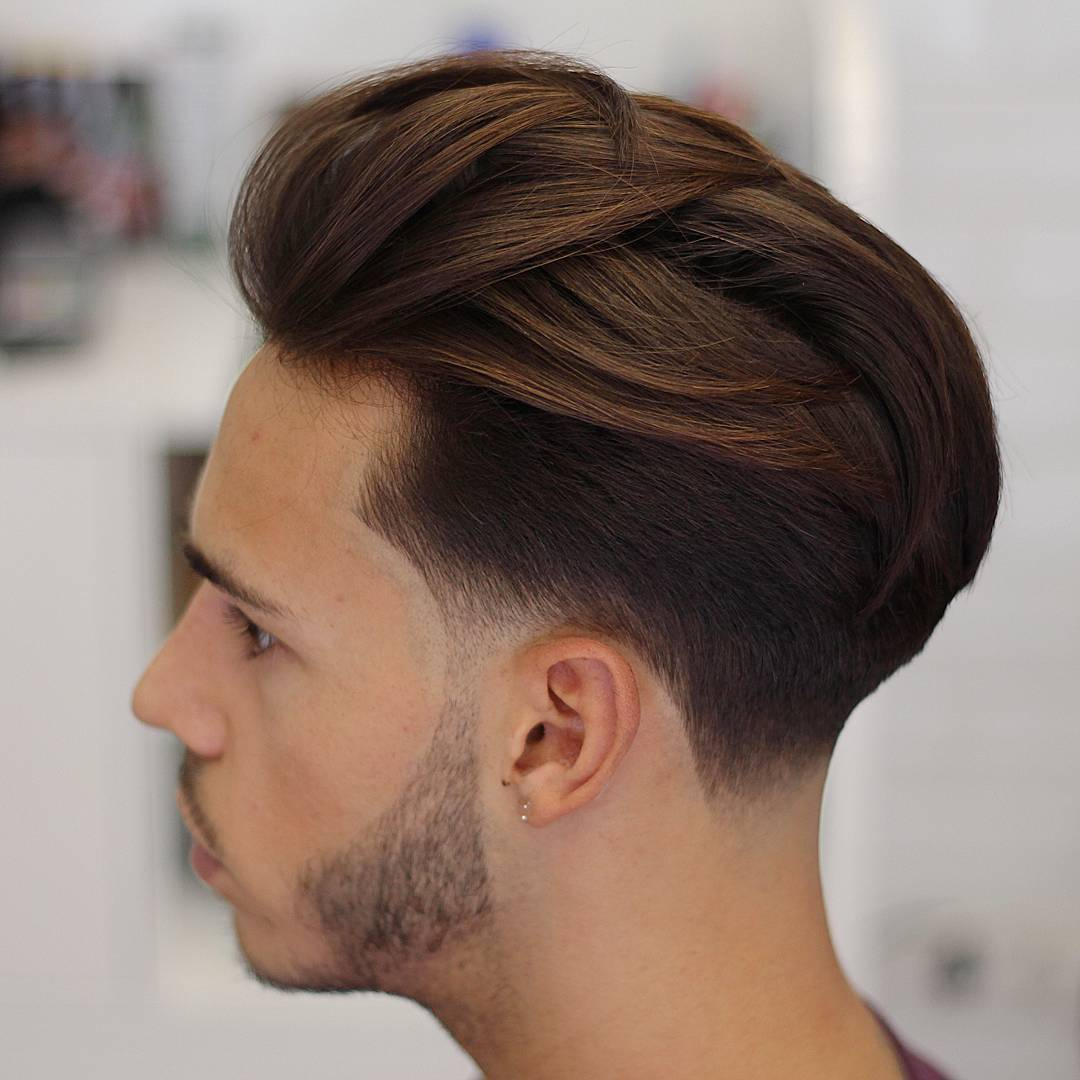 Medium Length with Quiff