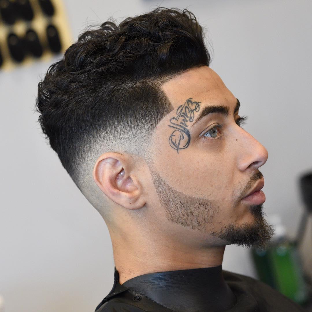 Messy Hairdo