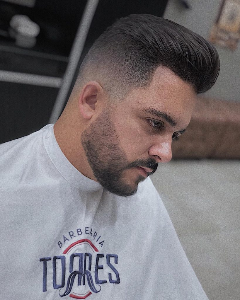 Tall Pomp + Soft Fade