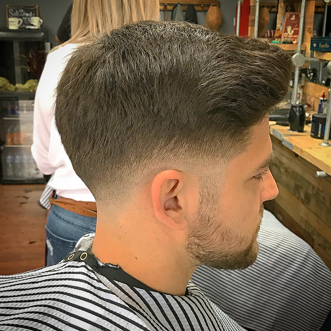 Tidy Low Fade Haircut