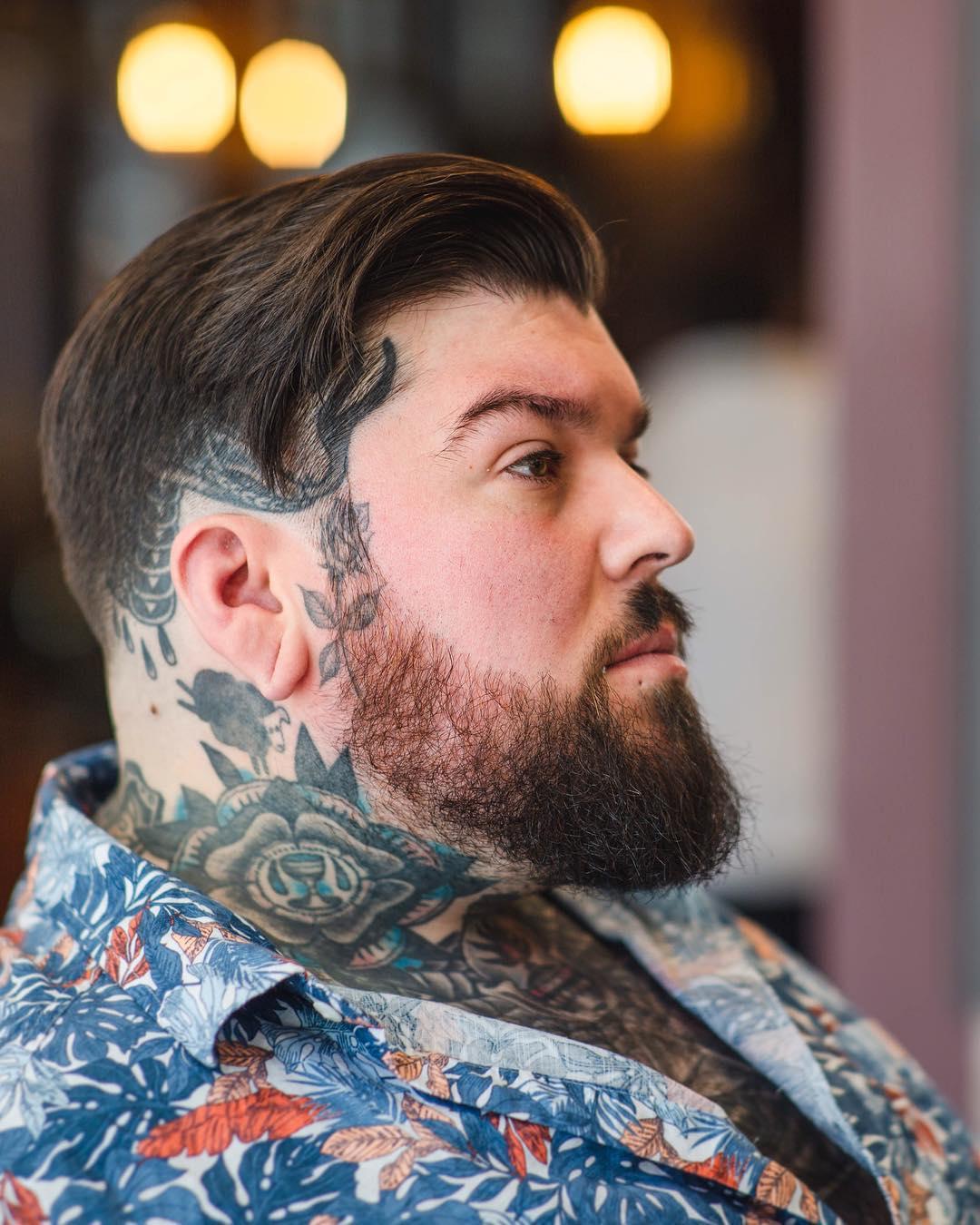 Undercut + Beard