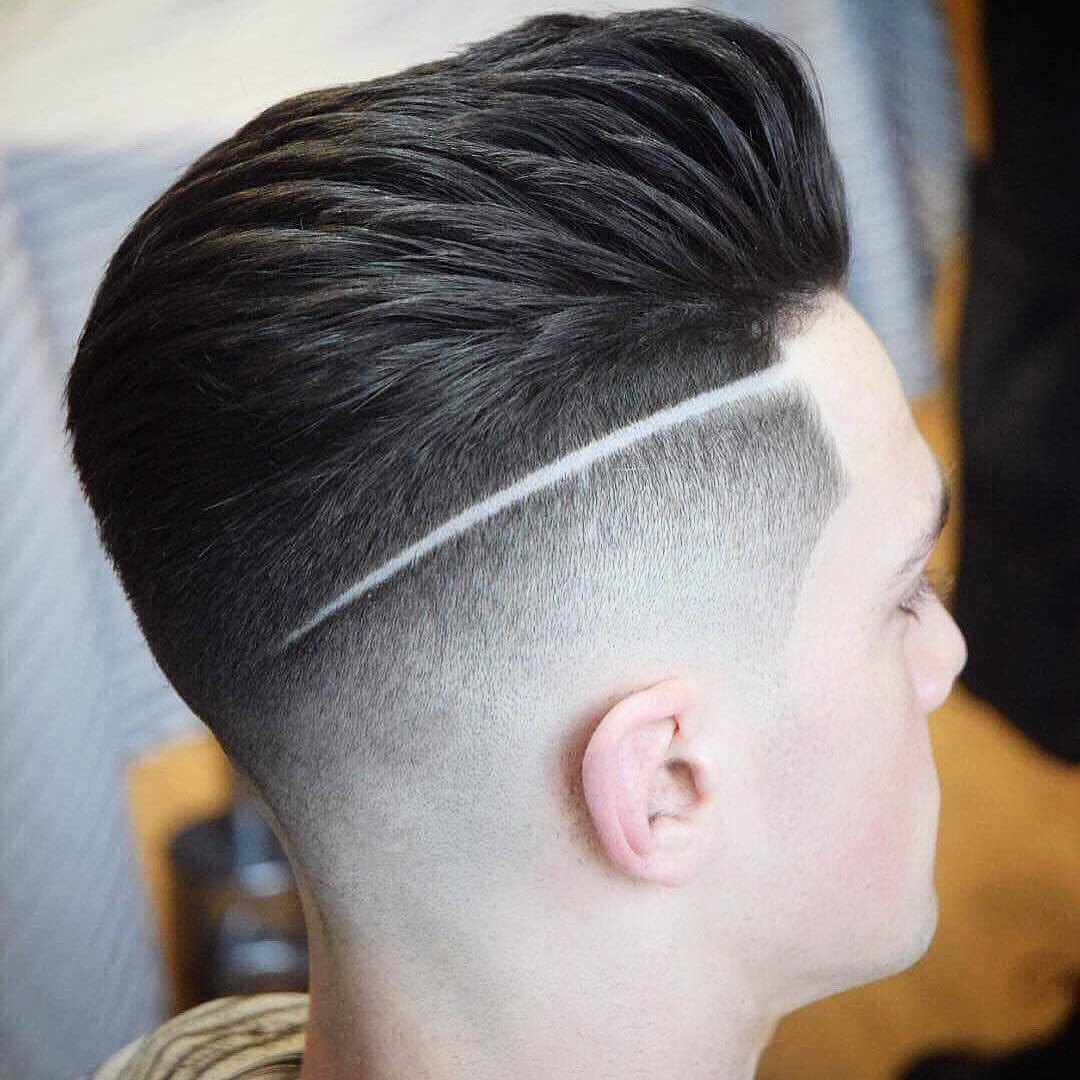 Undercut with Transition Detail