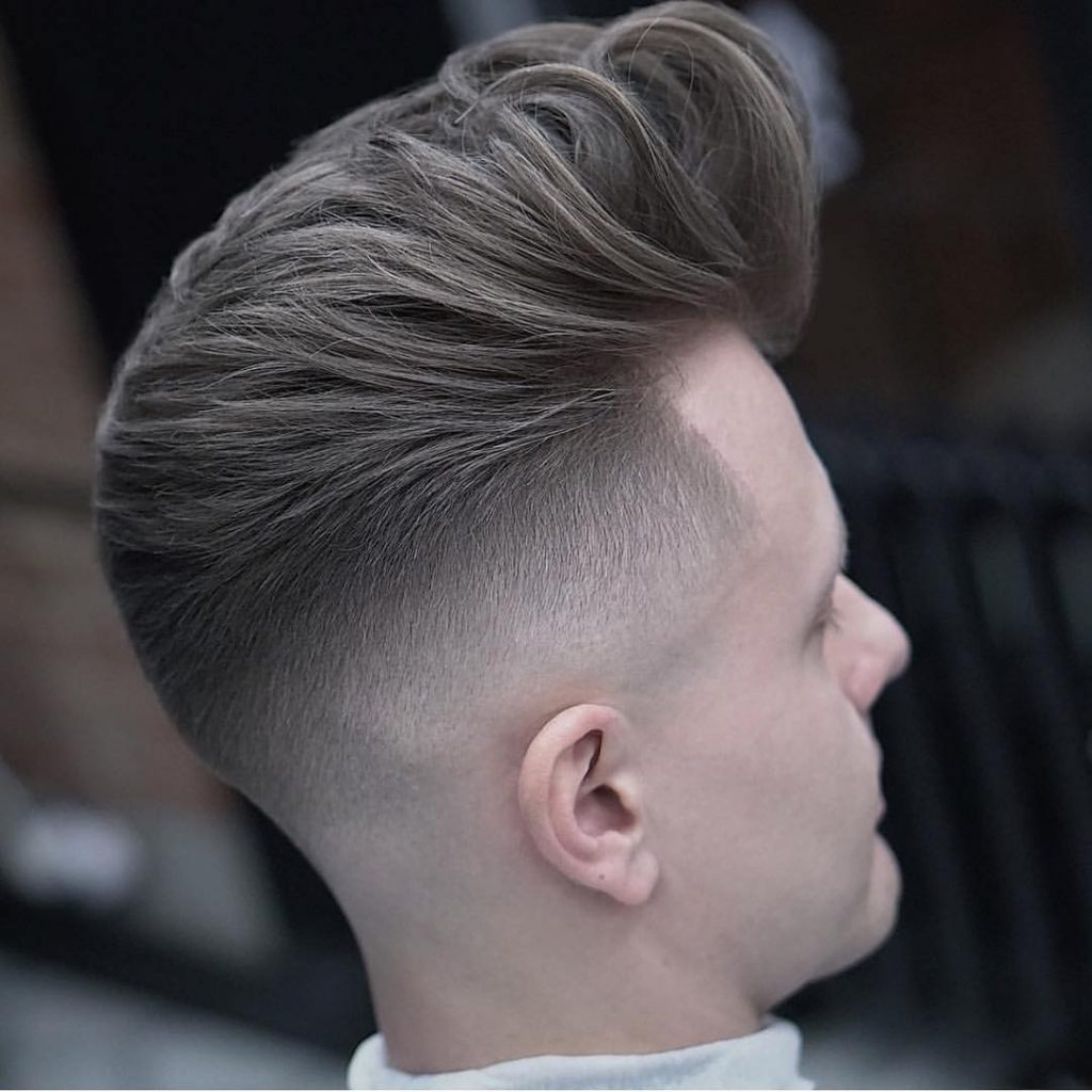 Voluminous Pompadour