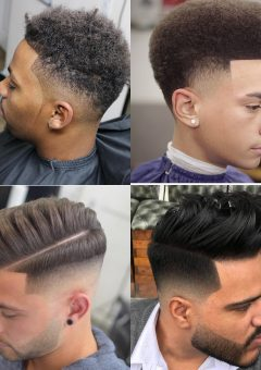 Taper Haircuts for Men