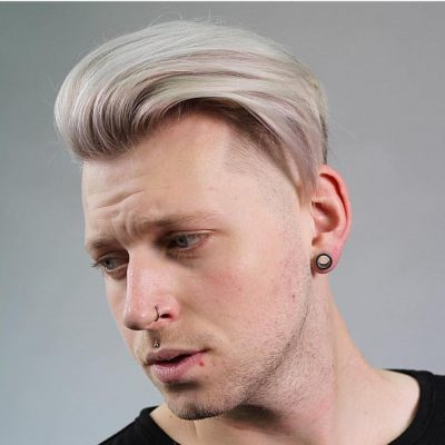 Smooth and Sleek Combover