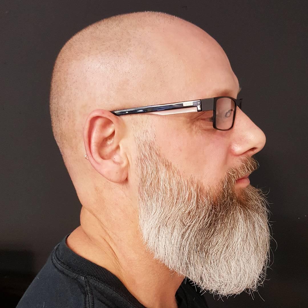 """""""Baldie"""" Buzz Cut"""