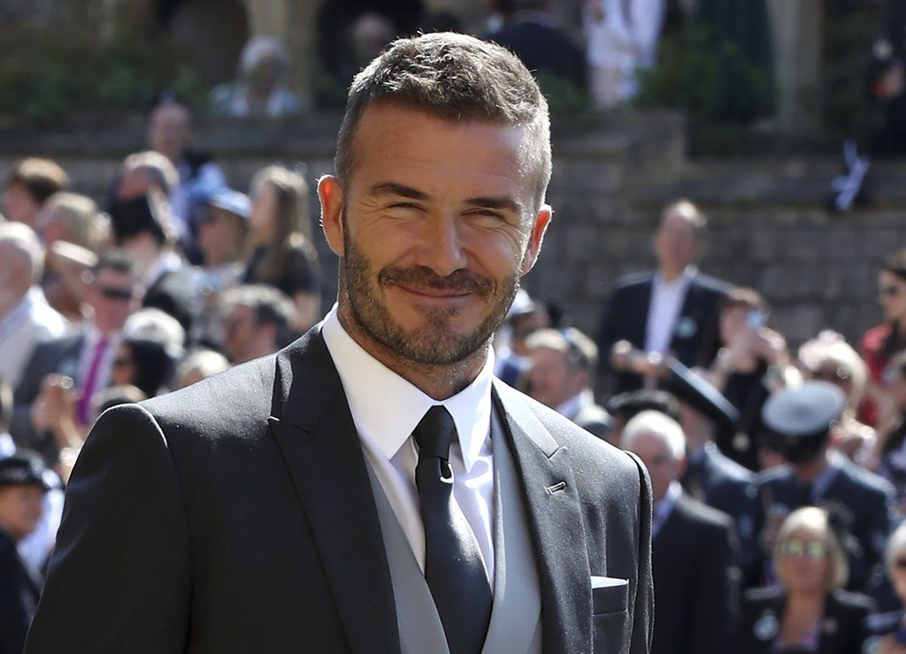 David Beckham Hairstyles How To Achieve The Short Haircut Mens