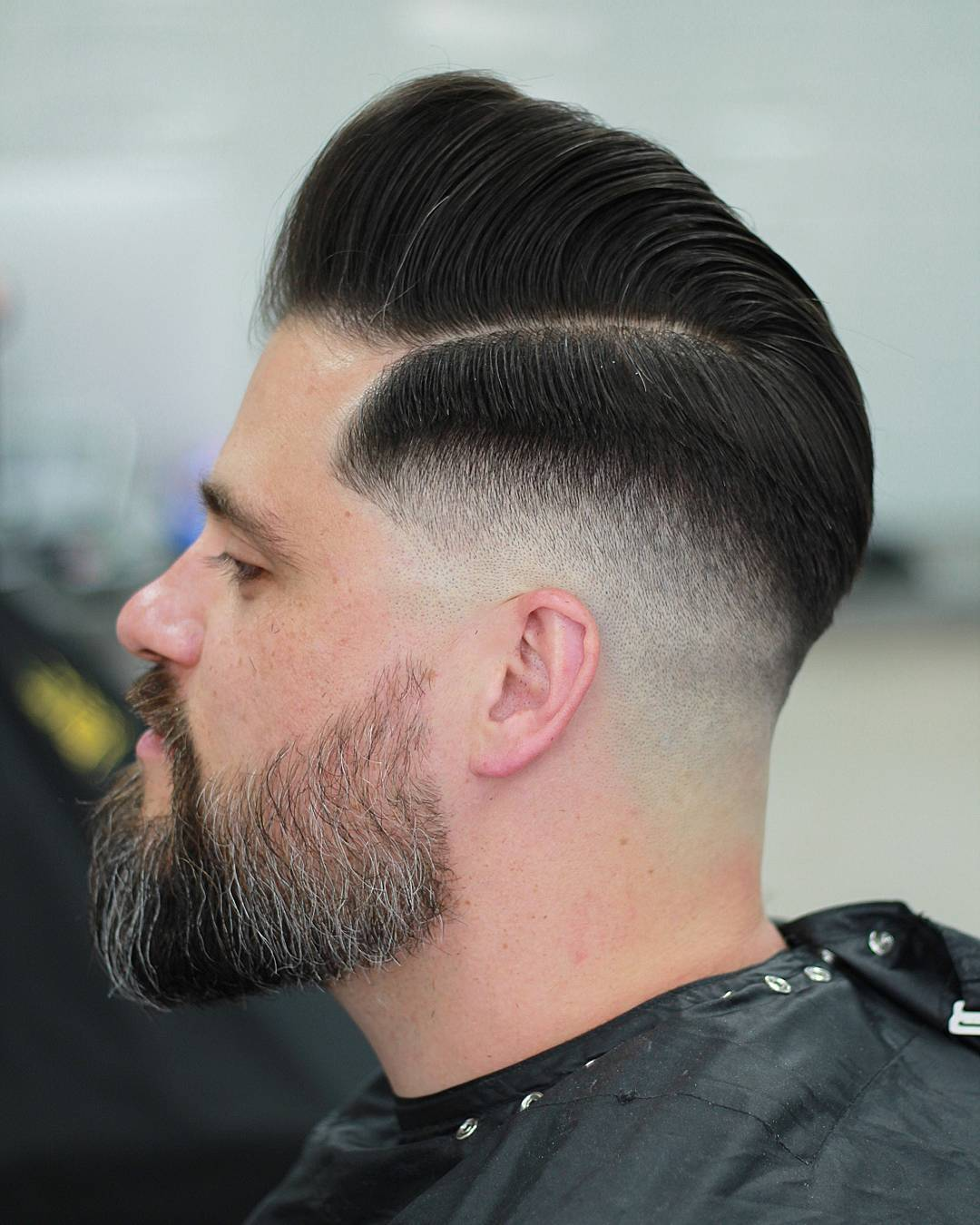 High Volume Pomp + Beard