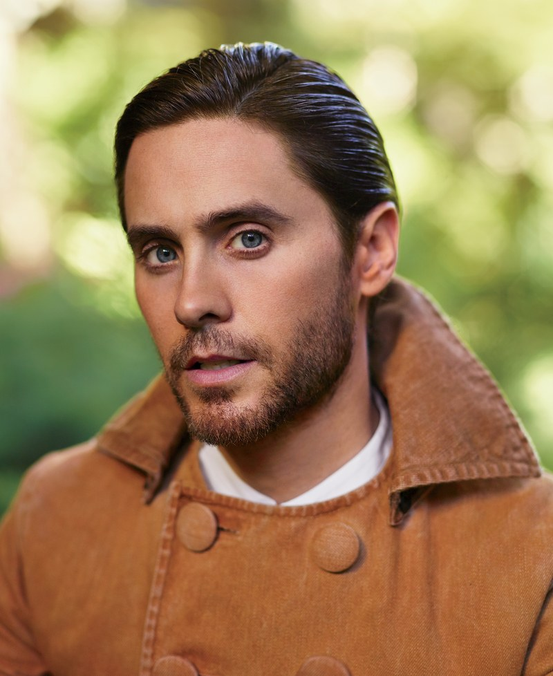 Jared Leto Slick Back