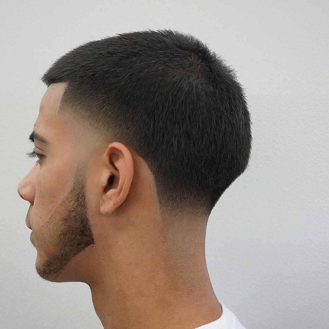 Smooth Blend Buzz Cut