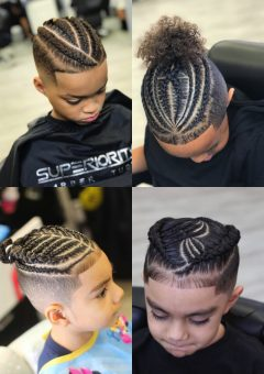 Braid Styles For Boys
