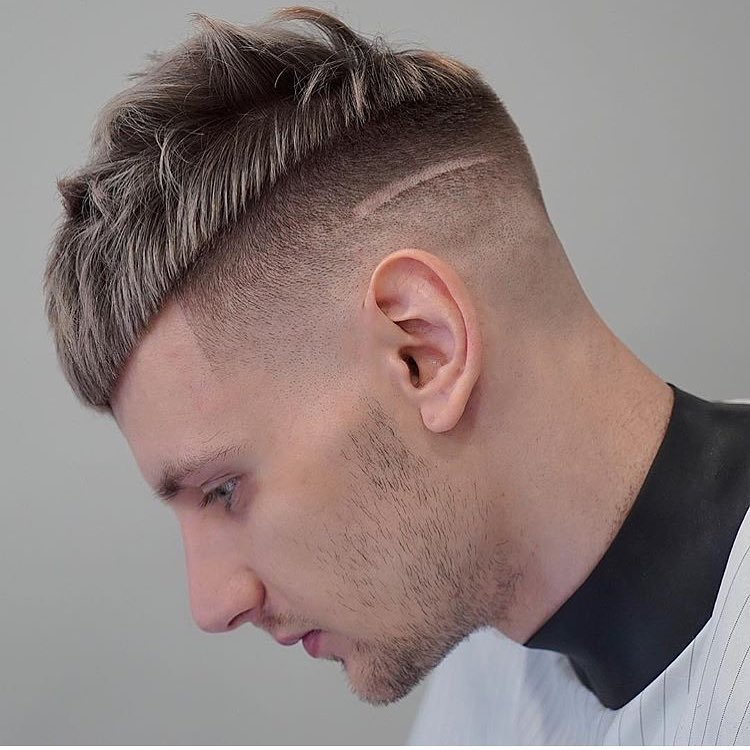 French Crop Haircut
