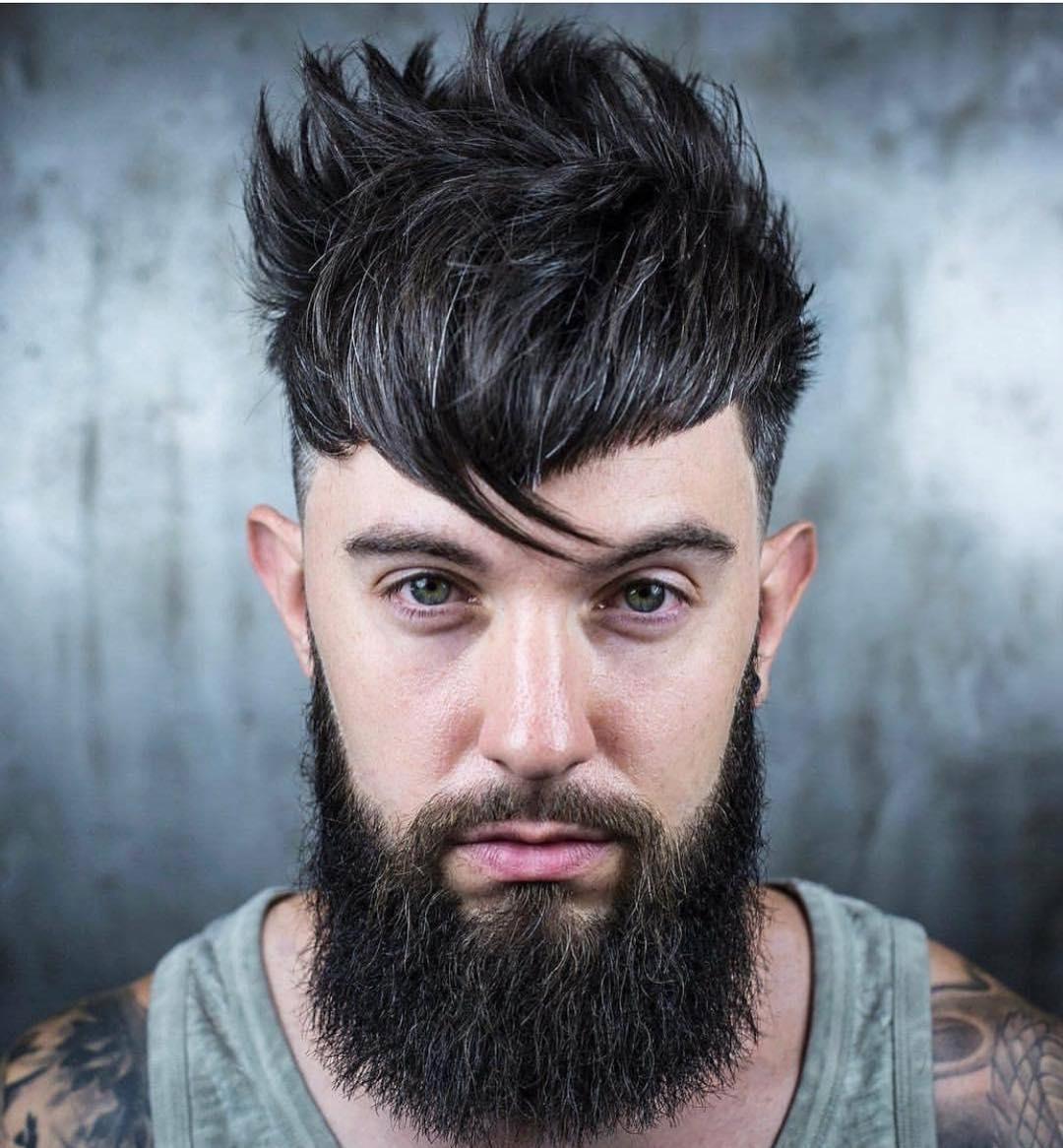 Brush Up Crop + Beard