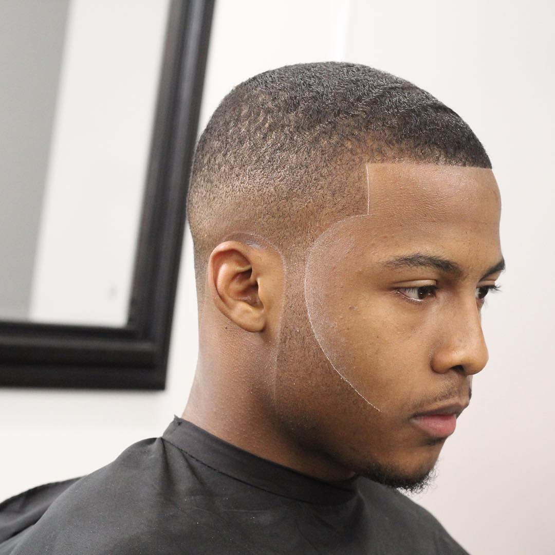 Buzz Cut + Clean Line Up