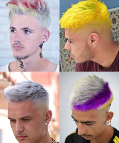 Hair Color For Guys