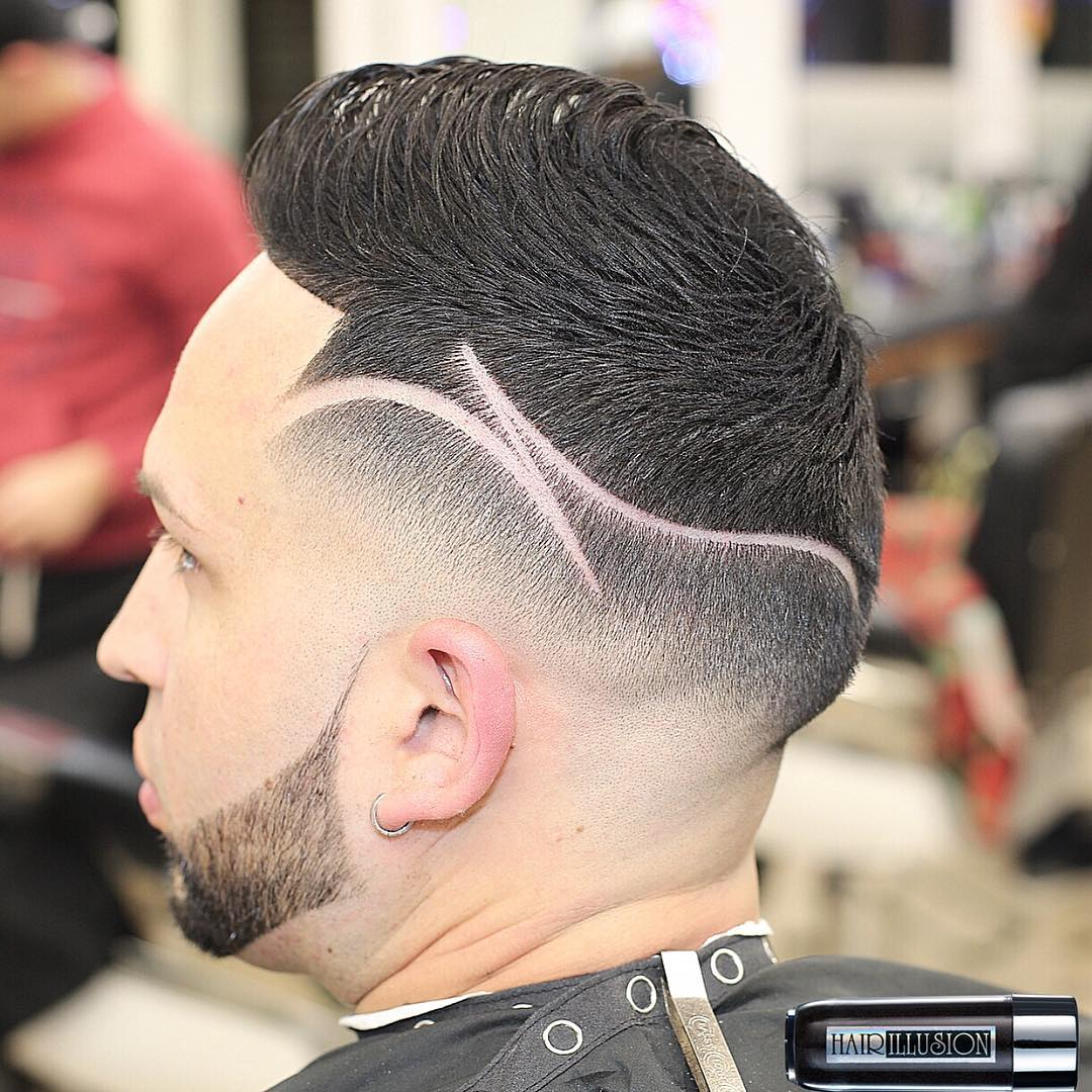 Low Fade + Solid Line