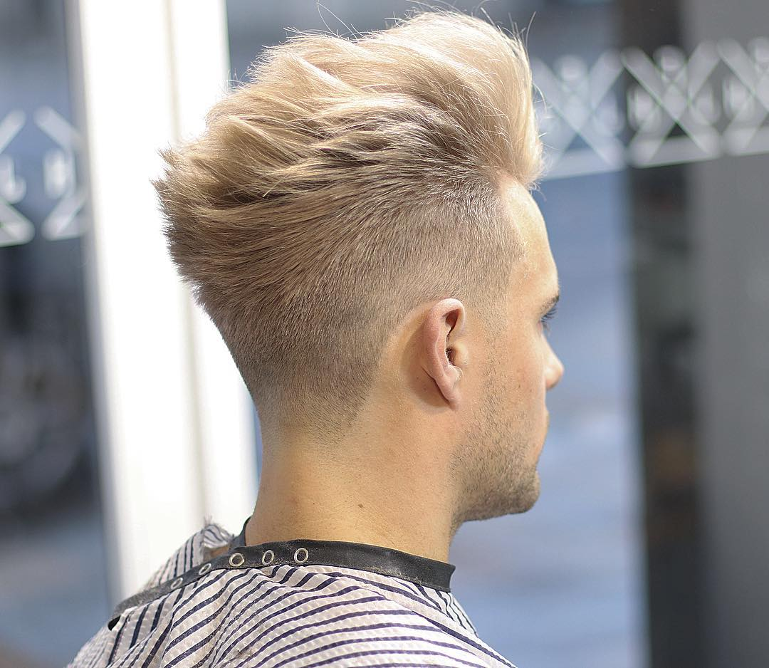 Pomp + Sharp Fade