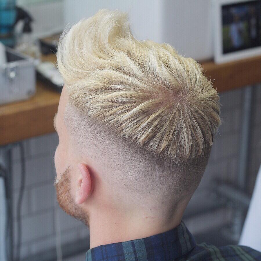 Tape Up + Blonde